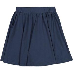 New! AVA & LU 4T Navy Blue Linen Skirt